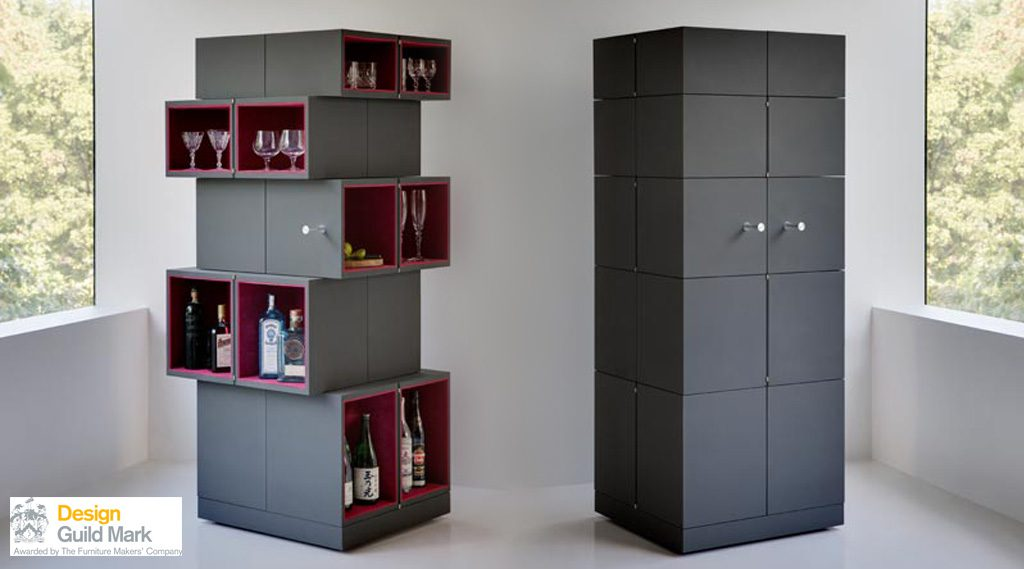 Cubrick Cabinet. Production: YSP UK