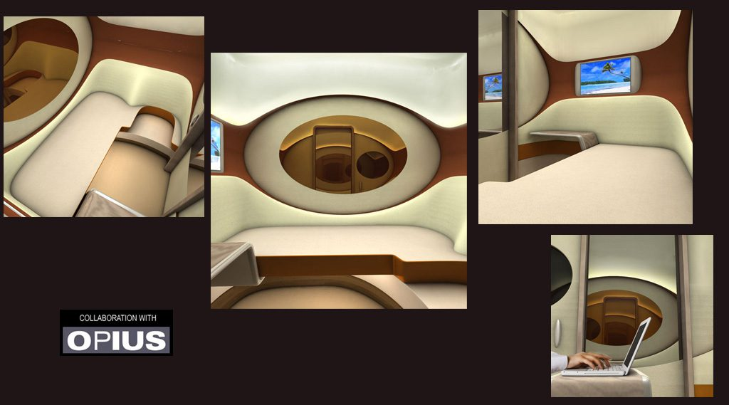 SuiteRetreat Micro Hotel Concept.