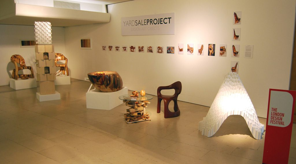 YardSaleProject Exhibition Royal Festival Hall London