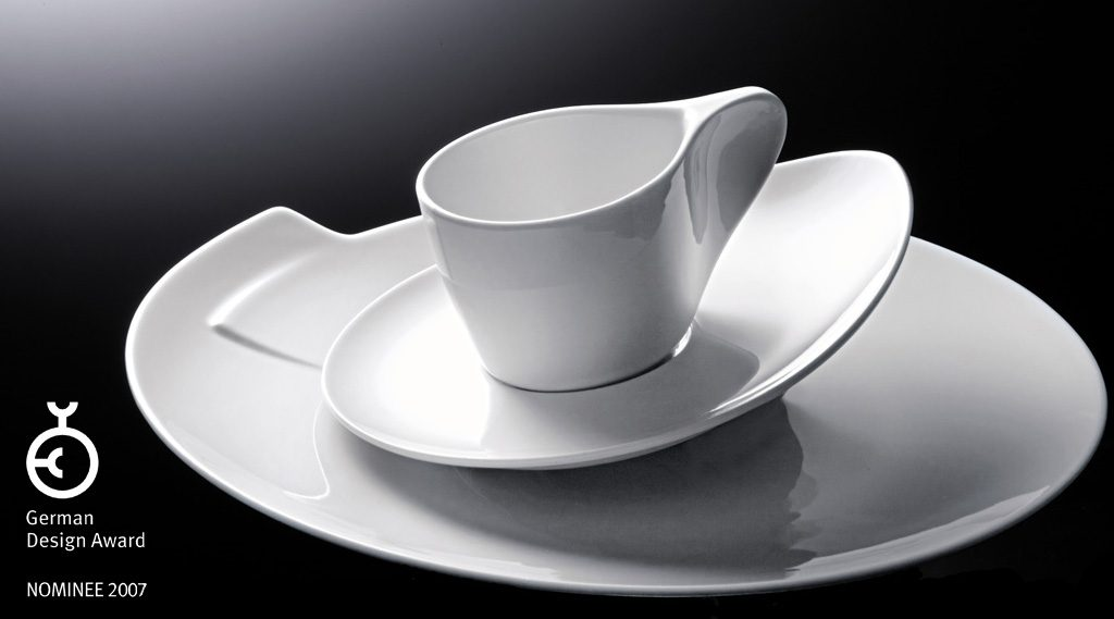 A La Carte Cups. Des: Platt&Young. Production: Rosenthal, Germany